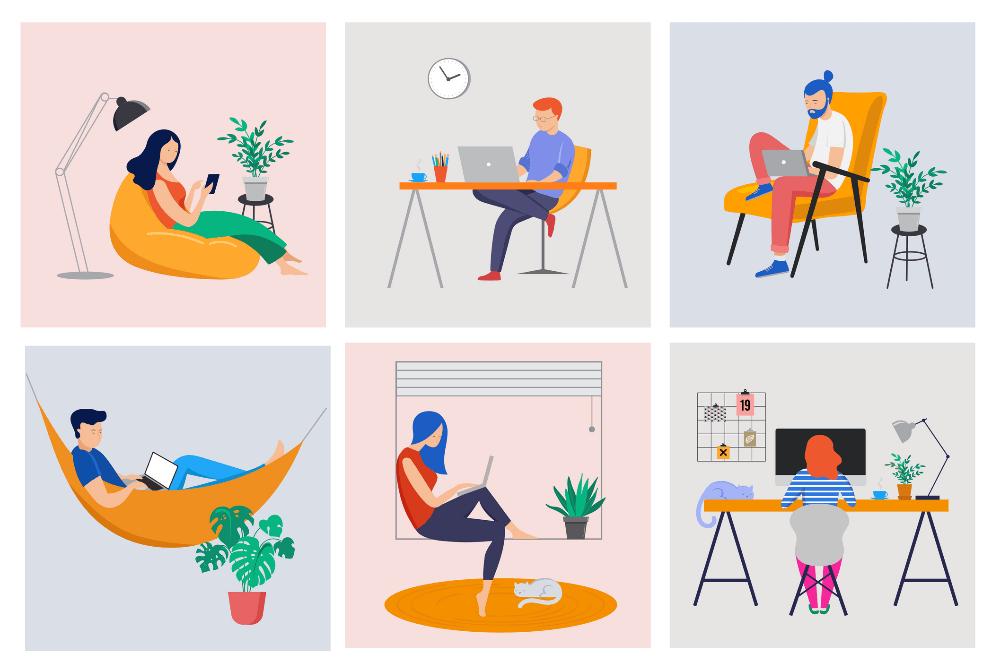 Remote Working: come affrontarlo (personalmente) al meglio