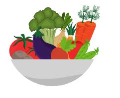 Dedica tempo e attenzione alla tua nutrizione