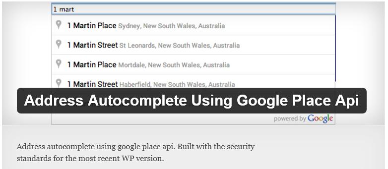API di Google Maps