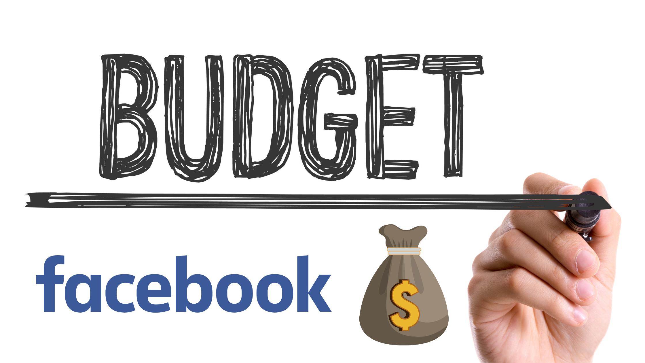 Quanto budget devo investire in Facebook Ads?