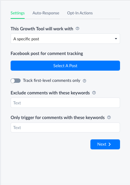 Facebook comments 2.0