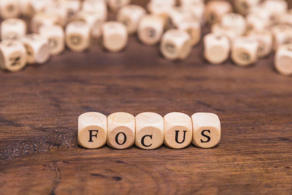 Crea focus per aumentare tasso di conversione
