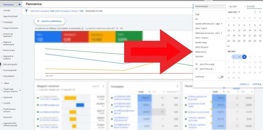 Se una campagna Google Ads non performa come vorremmo, la primissima cosa che possiamo fare è verificare la presenza di errori semplici e di base.