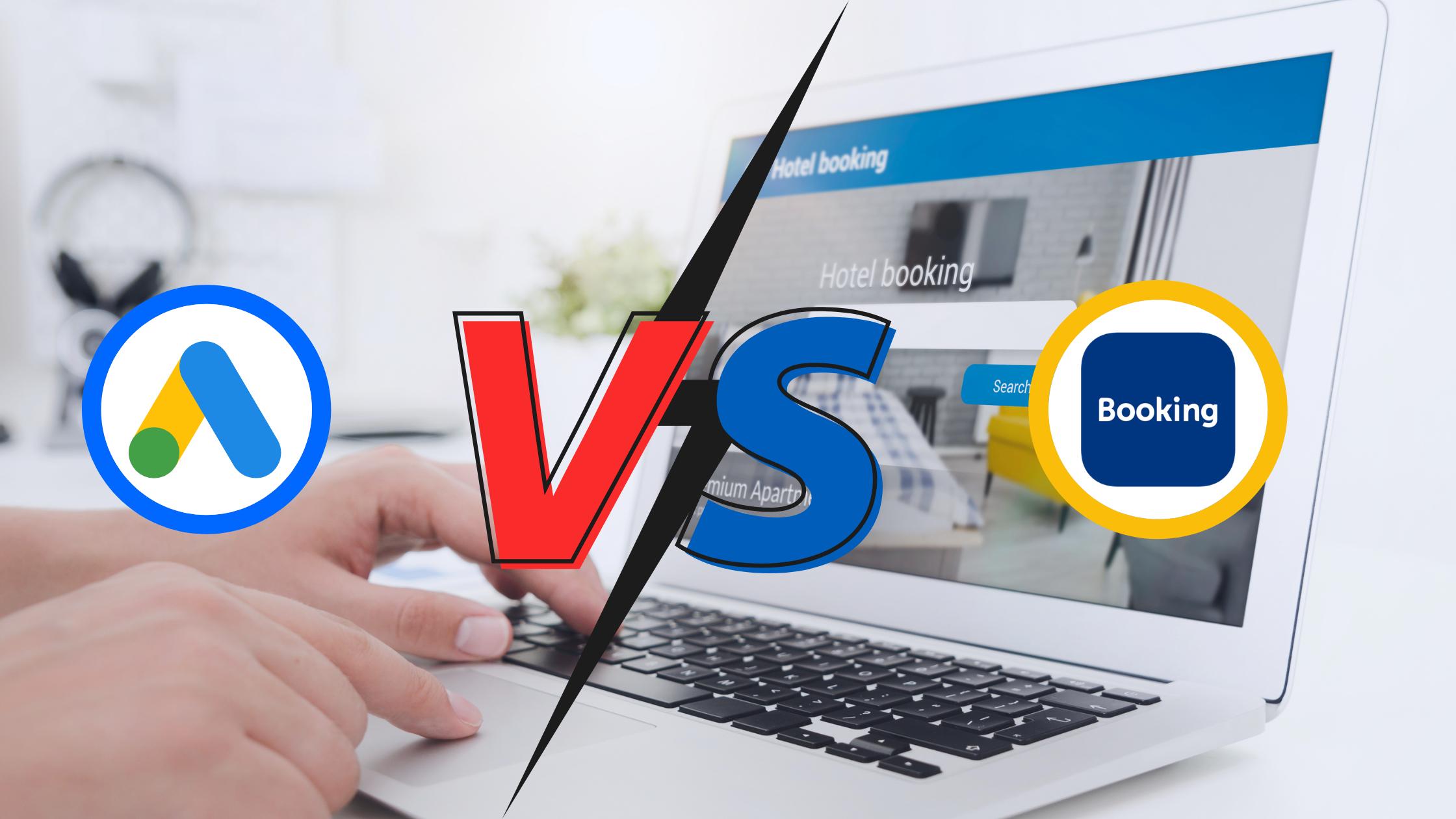 Google ADS per Hotel: come battere Booking